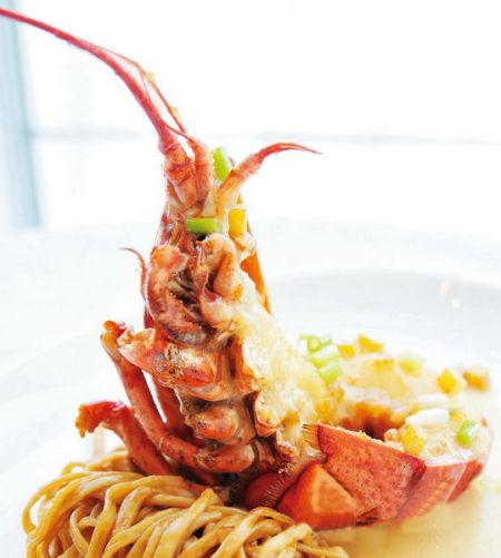 一席关于龙虾的盛宴