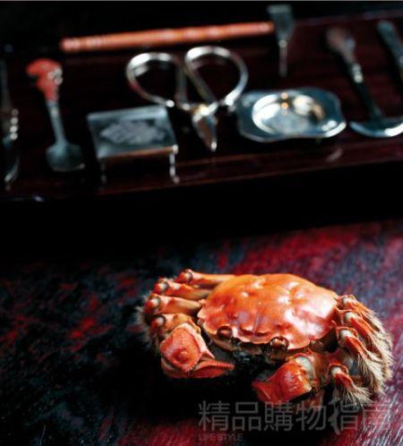 那些你没吃过的大闸蟹