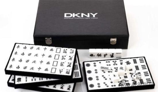 DKNY限量版麻将套装