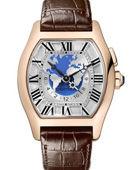 卡地亚旅行者挚爱Tortue多时区腕表