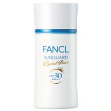 Fancl防晒隔离露30号透亮版