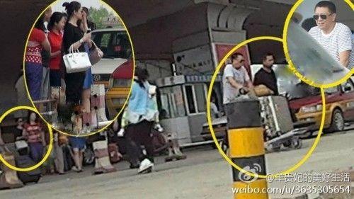 李小冉闪婚制片人 与鄢颇恋7年流产2次