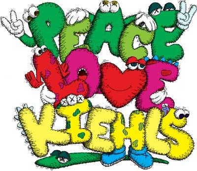 Peace ・ Love ・ Kiehl's