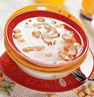 芡实莲子百合汤