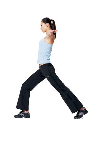 战士式瑜伽Step2
