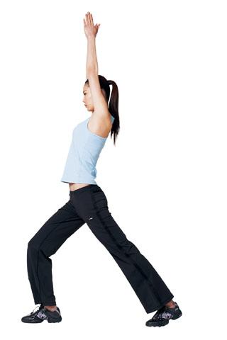 战士式瑜伽Step3