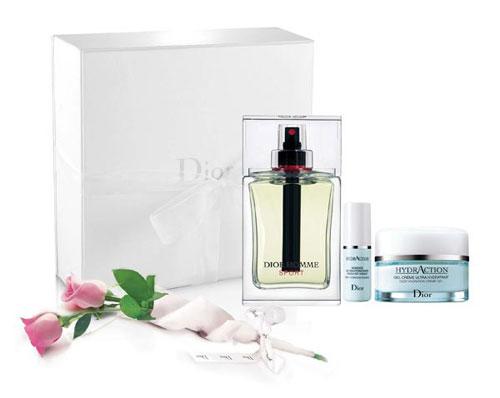 迪奥桀骜男士运动淡香水2009年情人节限量版礼盒
