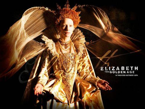 凯特-布兰切特主演的《伊丽莎白2:黄杰时代》