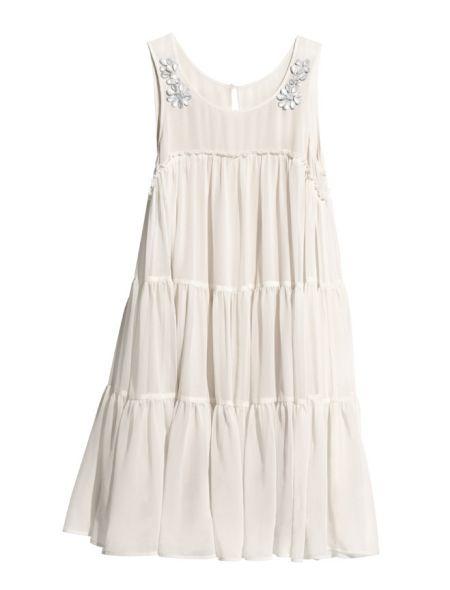 可循环聚酯纤维连身裙RMB199