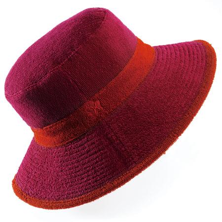 丝带帽子勾花步骤图解
