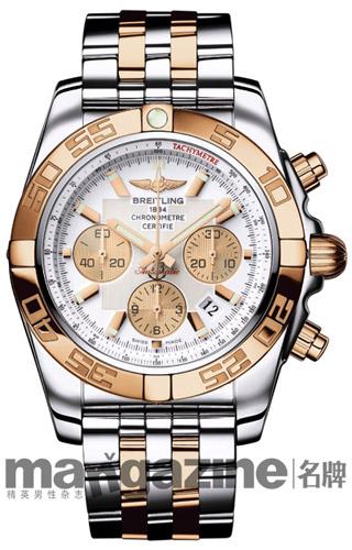 百年灵CHRONOMAT B01计时腕表