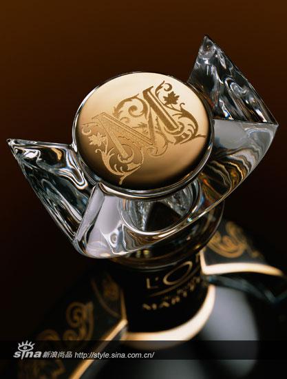 L'Or de Jean Martell精美瓶盖