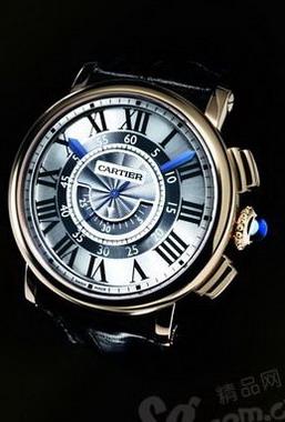 卡地亚(Cartier)中央计时码表