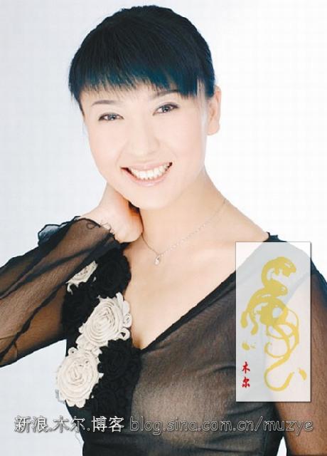 闫学晶-毛阿敏女儿的亲生父亲至今是个谜