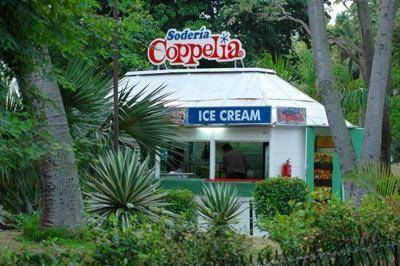 古巴COPPELIA冰淇淋