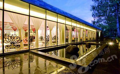莲餐厅-这里的风景与美食都是艺术品