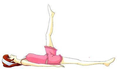 瘦脸减肥;;妈妈效果运动操产后14天整形产后(2);简易简易减肥操身体针恢复腿部好吗图片