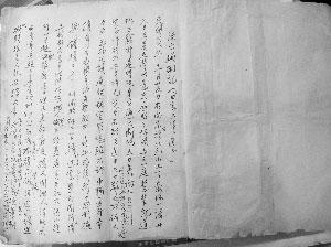 南京市民1937年记录流亡日记曝光
