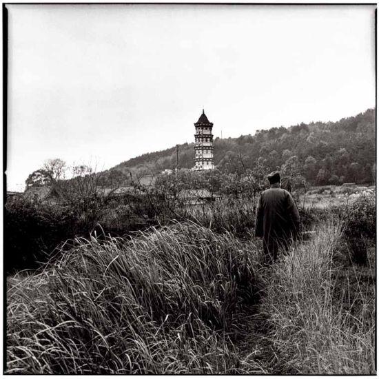 罗凯星《原乡》 西林寺, 2007 年