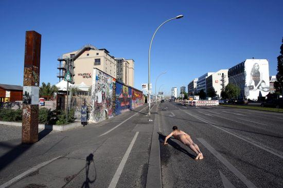 《景・观》柏林墙 作品1号