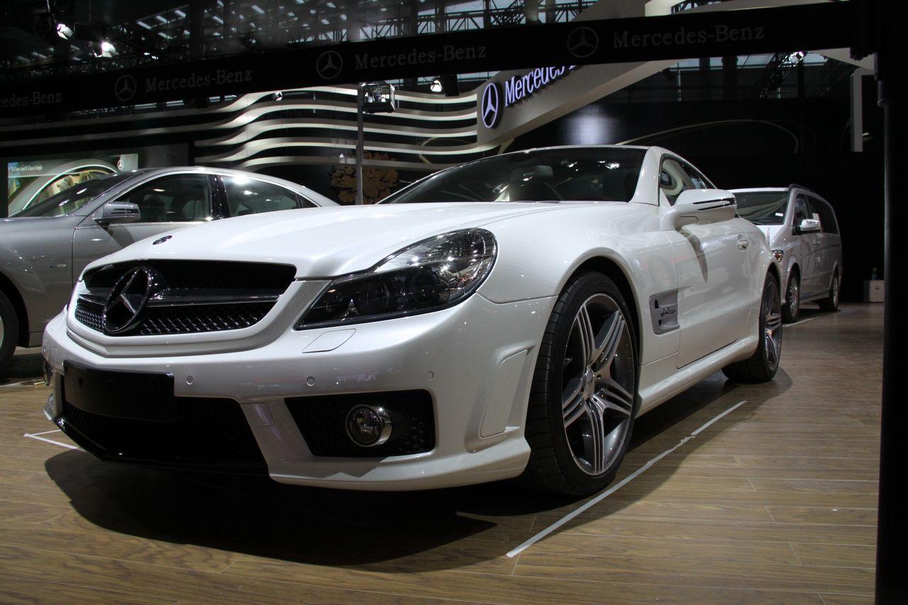奔驰SL AMG