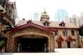 梦里的童话城堡马勒别墅