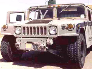 美军HMMWV