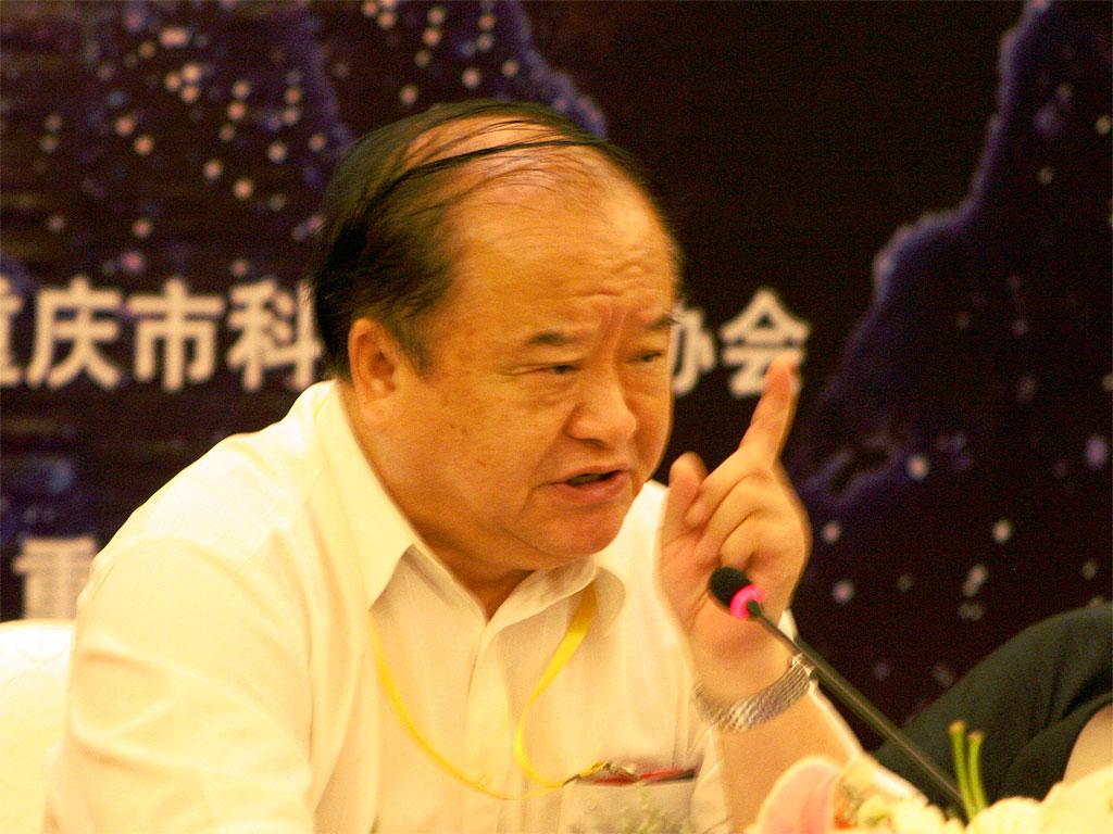 中国汽车工程学会理事长张小虞
