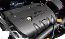 2.4L发动机实拍