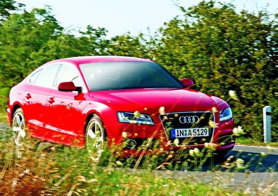 奥迪A5 Sportback