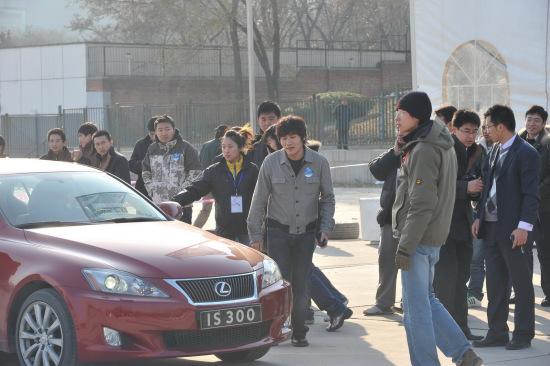 2009北京博瑞雷克萨斯尊享试驾会
