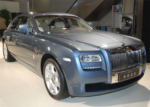 古斯特亮相,预计售价在400万-500万元人民币。