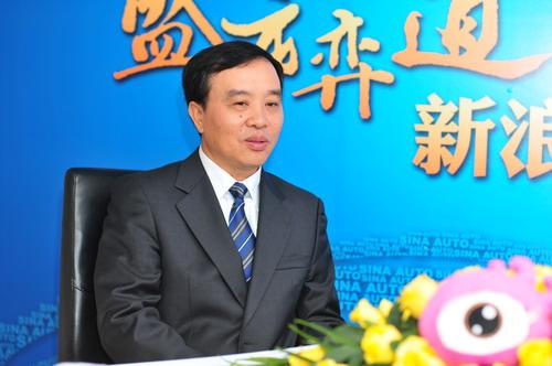 广汽本田执行副总经理姚一鸣