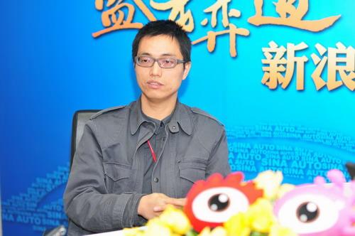 《广州日报・车天下・车生活》主编汪云青