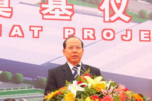 广汽集团董事长张房友先生