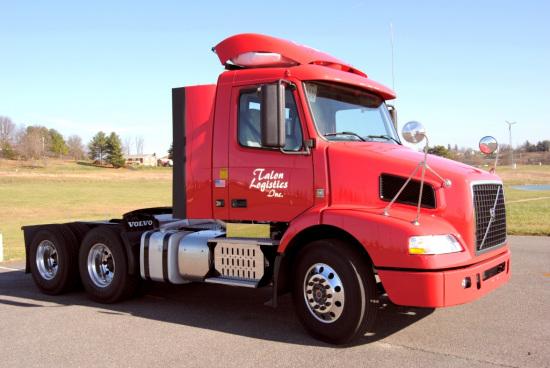沃尔沃首次交付EPA2010认证卡车
