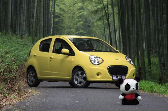 吉利熊猫现车充足,到店购车会享受一定优惠,幅度为0.6万元左右。