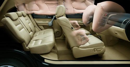 CR-V气垫
