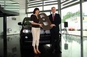 冠军车主庄泳:BMW X5