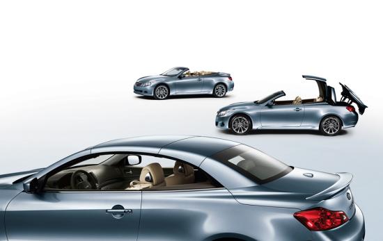 英菲尼迪G37 coupe and G37 cc之无框车门