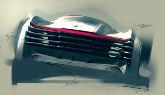 宾利未来概念车