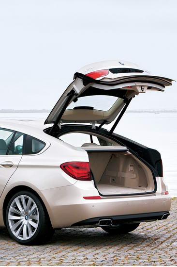 宝马5系Gran Turismo后备厢