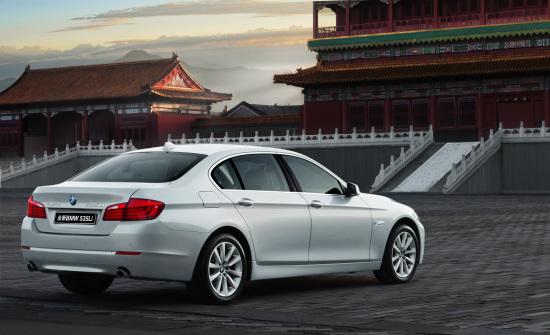 全新BMW 535Li