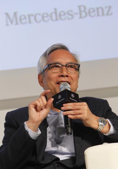 摄影大师刘香成先生