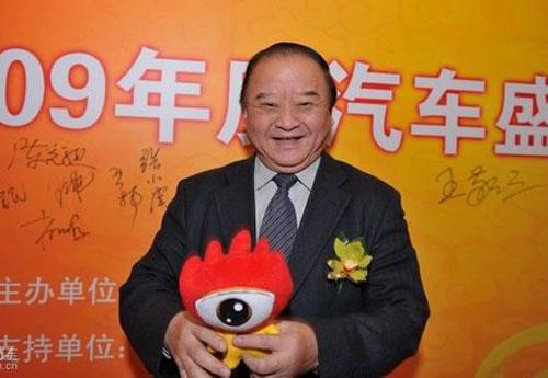 中国机械工业联合会副会长张小虞