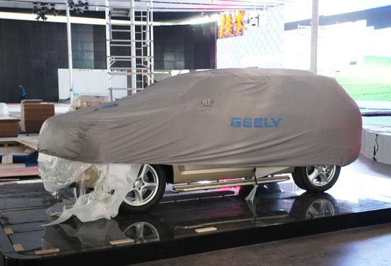 2010北京车展探馆之 帝豪高端SUV车型EX925