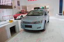 2010北京车展探馆之比亚迪E6(图)