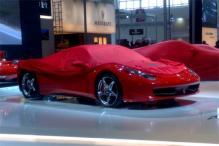 北京车展探馆 法拉利新旗手458 Italia现形