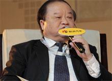 中国机械工业联合会副会长、中国汽车工程学会理事长张小虞