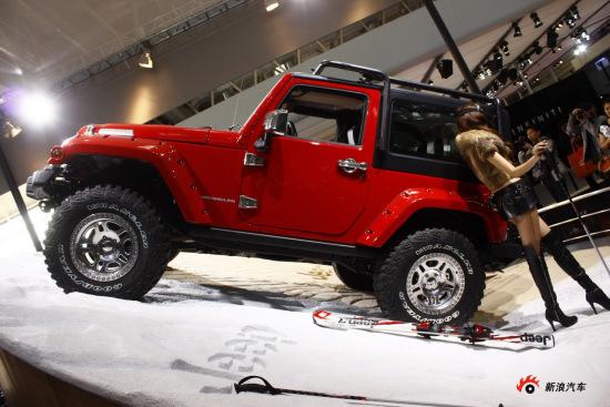 Jeep双子版